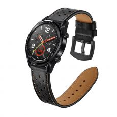 LN ranneke nahka Watch GT/GT 46mm black