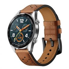 LN ranneke nahka Watch GT/GT 46mm brown