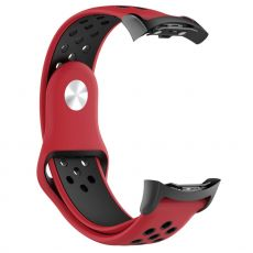 LN Gear Fit2 /Gear Fit 2 Pro ranneke red/black