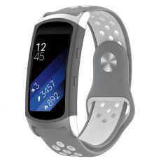 LN Gear Fit2 /Gear Fit 2 Pro ranneke grey/white