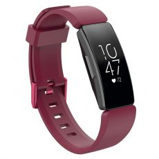 LN ranneke silikoni Fitbit Inspire wine