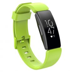 LN ranneke silikoni Fitbit Inspire green