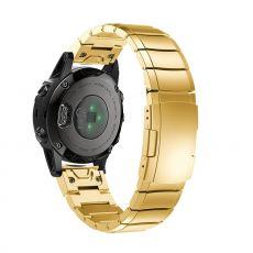 LN ranneke teräs V2 Fenix 5S/5S Plus gold