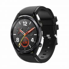 LN Watch GT/GT 46mm ranneke silikoni Black