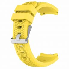 LN Watch GT/GT 46mm ranneke silikoni Yellow