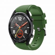 LN Watch GT/GT 46mm ranneke silikoni Green