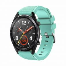 LN Watch GT/GT 46mm ranneke silikoni Cyan