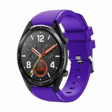 LN Watch GT/GT 46mm ranneke silikoni Purple
