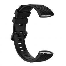 LN ranneke silikoni Huawei Band 3/4 Pro black