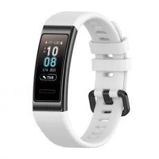 LN ranneke silikoni Huawei Band 3/4 Pro white