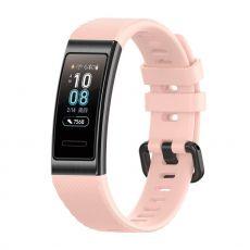 LN ranneke silikoni Huawei Band 3/4 Pro pink