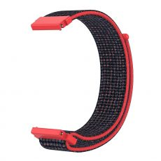 LN Sport-ranneke Gear S3/Watch 46mm black/red