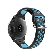 LN ranneke Fenix 5/5 Plus /935/945 black/blue