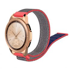 LN Sport-ranneke Sport/Watch 42 mm/Active blue/red