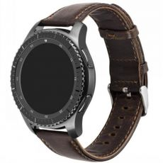 LN Gear S3/Watch 46mm ranneke vintage nahka dark brown