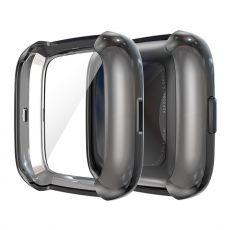 LN TPU-suoja Fitbit Versa 2 black