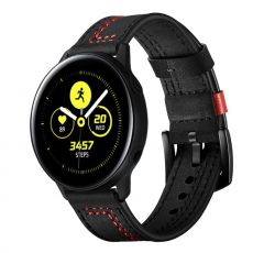 LN Sport/Watch 42 mm/ Active ranneke nahka black