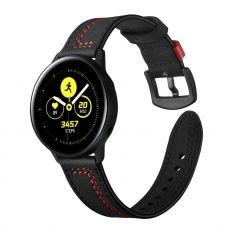 LN Sport/Watch 42 mm/ Active ranneke nahka black