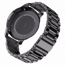 LN Gear S3/Watch 46mm ranneke V2 metalli black