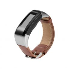 Luurinetti ranneke nahka Vivosmart HR brown