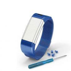 Luurinetti ranneke Milanese Vivosmart HR+ blue