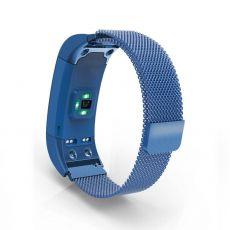 LN ranneke Milanese Vivosmart HR+ blue