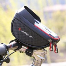 Wheel Up polkupyöräteline Plus black