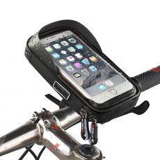 Wheel Up polkupyöräteline Basic black