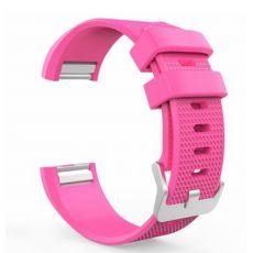 Luurinetti ranneke silikoni Fitbit Charge 2 rose