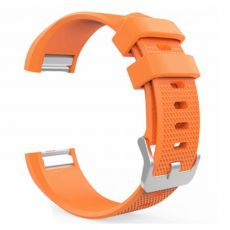Luurinetti ranneke silikoni Fitbit Charge 2 orange
