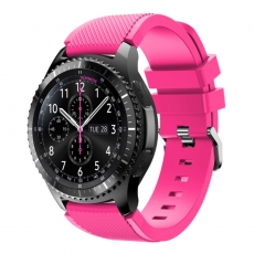 LN Gear S3/Watch 46mm ranneke silikoni rose