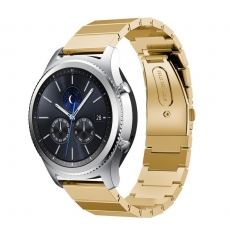 LN Gear S3/Watch 46mm ranneke metalli gold
