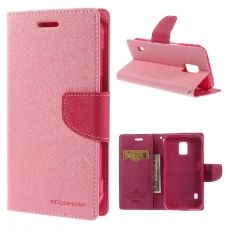 Luurinetti Galaxy S5 Active suojakotelo II pink/red