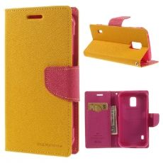 Luurinetti Galaxy S5 Active suojakotelo II yellow/red