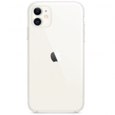 Apple iPhone 11 läpinäkyvä Clear Case