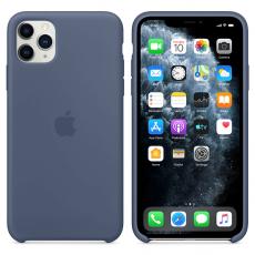 Apple iPhone 11 Pro Max Silicone Case alaskan blue