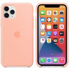 Apple iPhone 11 Pro Silicone Case grapefruit
