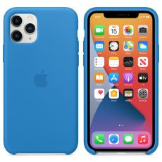 Apple iPhone 11 Pro Silicone Case surf blue
