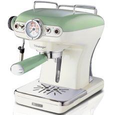 Ariete Vintage -espressokone green