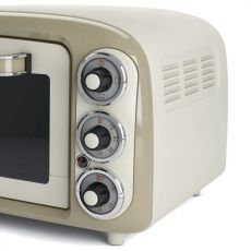 Ariete Vintage -sähköuuni beige