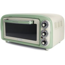 Ariete Vintage -sähköuuni green