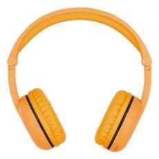BuddyPhones Play langattomat lasten kuulokkeet yellow