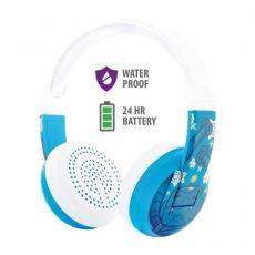 BuddyPhones Wave langattomat lasten kuuloke robot