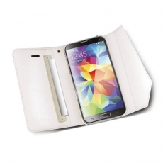 Celly Samsung Galaxy S5 Neo Lady Wally white