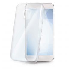 Celly läpikuultava TPU-suoja Galaxy A6+ 2018