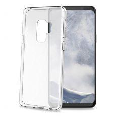 Celly läpinäkyvä TPU-suoja Galaxy S9