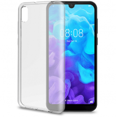 Celly läpinakyva TPU Y5 2019/Honor 8S
