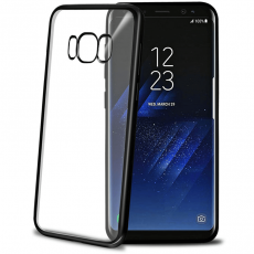 Celly Galaxy S8+ Laser Cover Black