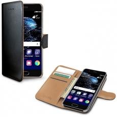 Celly Huawei P10 Plus Wally-suojalaukku