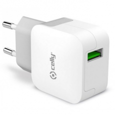 Celly verkkolaturi 1XUSB 2.4A